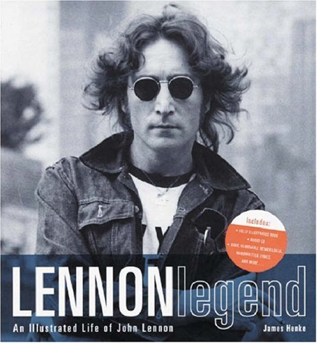 Lennon Legend by Jim Henke