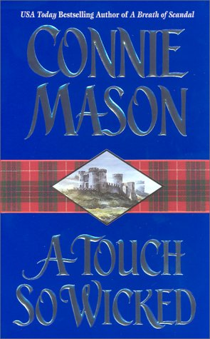 A Touch So Wicked by Connie Mason