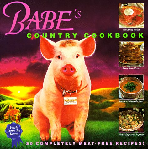 Babe's Country Cookbook by Martin Jacobs