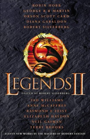 Legends II by Robert Silverberg