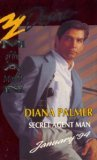 Secret Agent Man (Man Of The Month) (Silhouette Desire No, 5829)