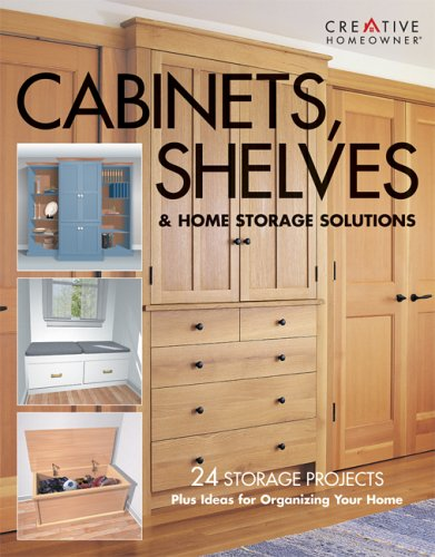 Cabinets shelves home storage solutions practical ideas projects for organizing your home - Practical home tips easy solutions ...