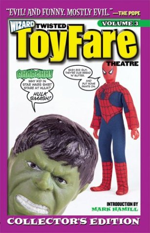 Twisted Toyfare Theatre by Tom Root