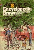 Encyclopedia Brown Tracks Them Down (Encyclopedia Brown, #8)