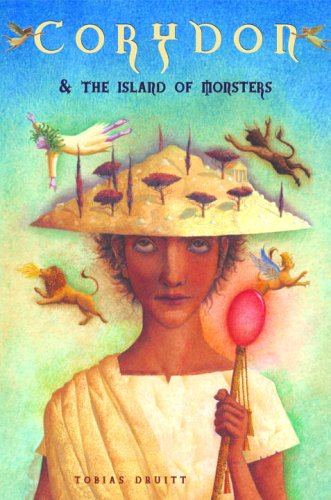Corydon and the Island of Monsters (Corydon, #1)