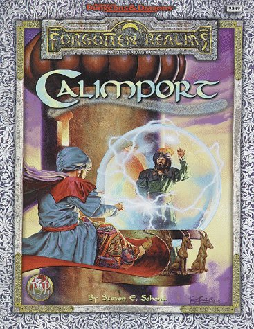 Calimport: Advanced Dungeons & Dragons (Forgotten Realms Accessory)