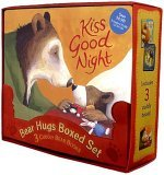 Bear Hugs Boxed Set: Kiss Good Night / My Friend Bear / Can't You Sleep Little Bear