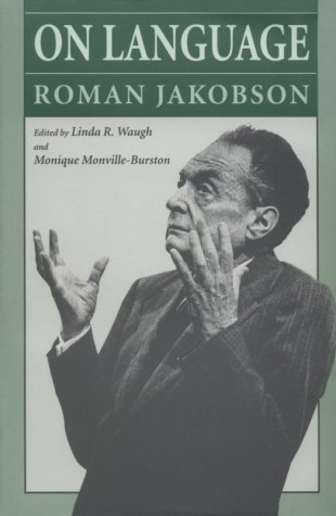On Language by Roman Jakobson