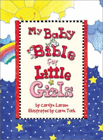 My Baby Bible for Little Girls