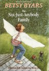 The Not-Just-Anybody Family (Blossom Family, #1)  (Yearling Book)