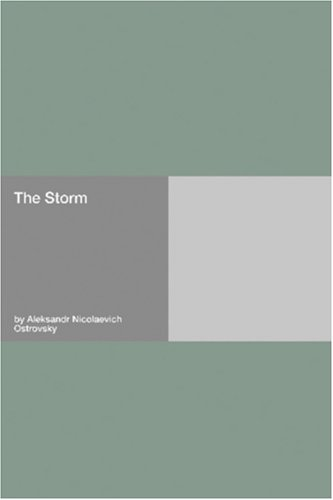 The Storm by Alexander Ostrovsky