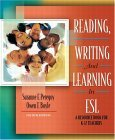 Reading, Writing, and Learning in ESL: A Resource Book for K-12 Teachers [With Web Access Code]