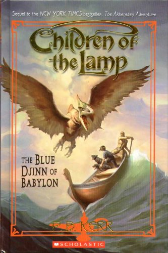 The Blue Djinn of Babylon by P.B. Kerr