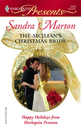 The Sicilian's Christmas Bride by Sandra Marton