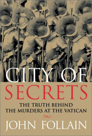 City of Secrets by John Follain
