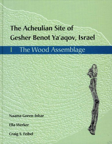 The Acheulian Site of Gesher Benot YA'Akov, Israel by Naama Goren-Inbar