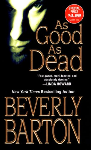 As Good As Dead by Beverly Barton