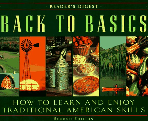 Back to Basics by Reader's Digest Association