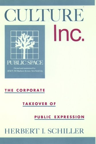 Culture, Inc. by Herbert Irving Schiller