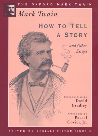 mark twain 4 essay The adventures of huckleberry finn may be the great american novel and mark  twain  but twain is the peter pan of american literature, the rascally lost boy  who never gets old  these essays make for poor travel guides.