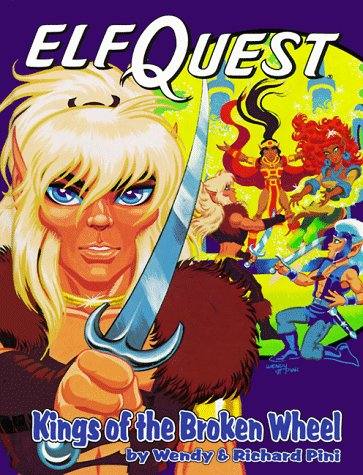 Elfquest Graphic Novel 8 by Wendy Pini