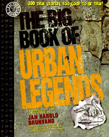 The Big Book of Urban Legends by Robert Fleming