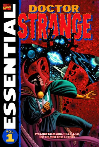 Essential Doctor Strange, Vol. 1 by Stan Lee