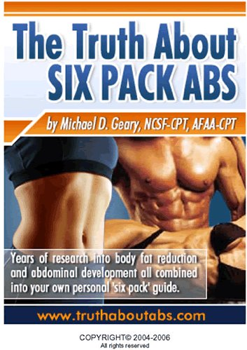 The Truth About 6 Pack Abs