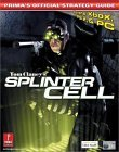 Tom Clancy's Rainbow Six   Splinter Cell (Prima's Official Strategy Guide)