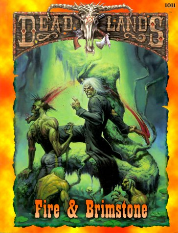 Fire & Brimstone (Deadlands (Paperback))
