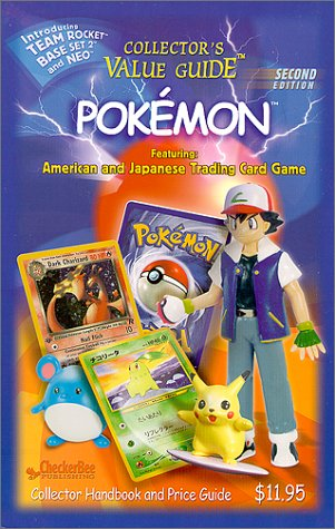 Pokemon Summer 2000 Collector's Value Guide by CheckerBee Publishing