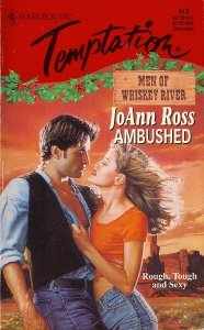 Ambushed (Men Of Whiskey River, #5) by JoAnn Ross