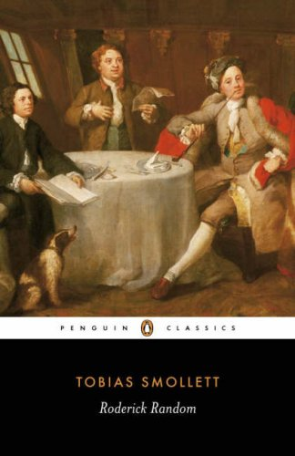 The Adventures of Roderick Random by Tobias Smollett