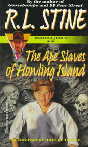 Indiana Jones and the Ape Slaves of Howling Island (Indiana Jones: Find Your Fate Vol.10)
