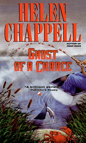 Ghost of a Chance by Helen Chappell