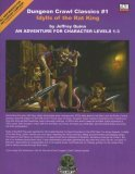 Dungeon Crawl Classics 1: Idylls of the Rat King (Dungeon Crawl Classics)