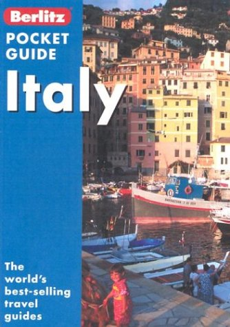 Berlitz Pocket Guide Italy by Patricia Schultz
