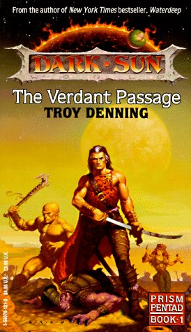 The Verdant Passage by Troy Denning