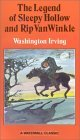 Legend Of Sleepy Hollow and Rip Van Winkle by Washington Irving