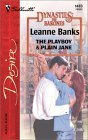 The Playboy & Plain Jane (Dynasties: The Barones #1)