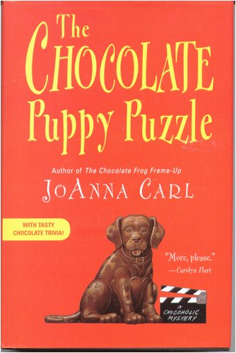 The Chocolate Puppy Puzzle by JoAnna Carl
