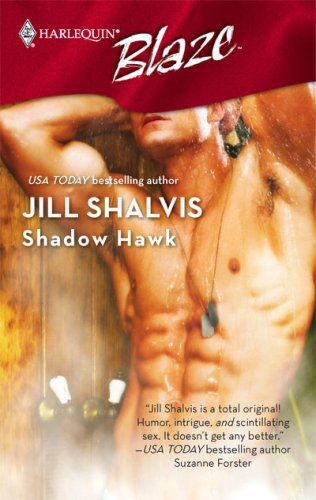 Shadow Hawk (Harlequin Blaze, #329)