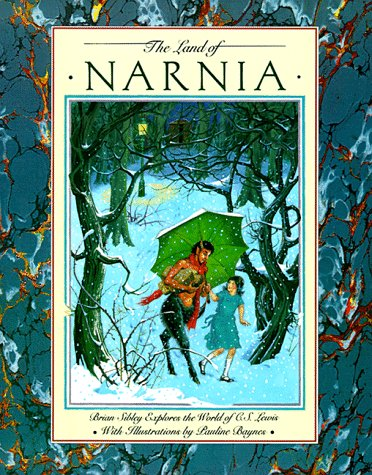 The Land of Narnia by Brian Sibley