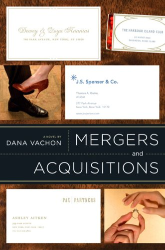 Mergers & Acquisitions by Dana Vachon