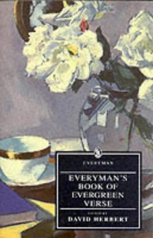 Everyman's Book Of Evergreen Verse