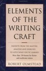 Elements of the Writing Craft: Robert Olmstead