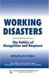 Working Disasters: The Politics of Recognition and Response (Work, Health and Environment) (Work, Health and Environment Series, Series Editors, Charles Levenstein and John Wooding)