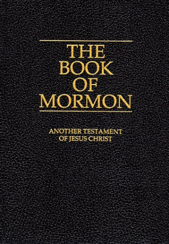 The Book Of Mormon by Joseph Smith Jr.