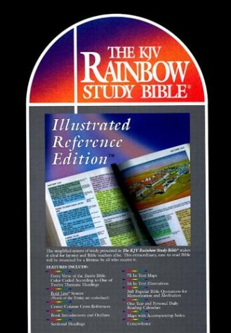 The Proverbs31 Mama: Holman Rainbow Study Bible Review