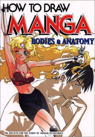 How to Draw Manga by The Society For The Study O...